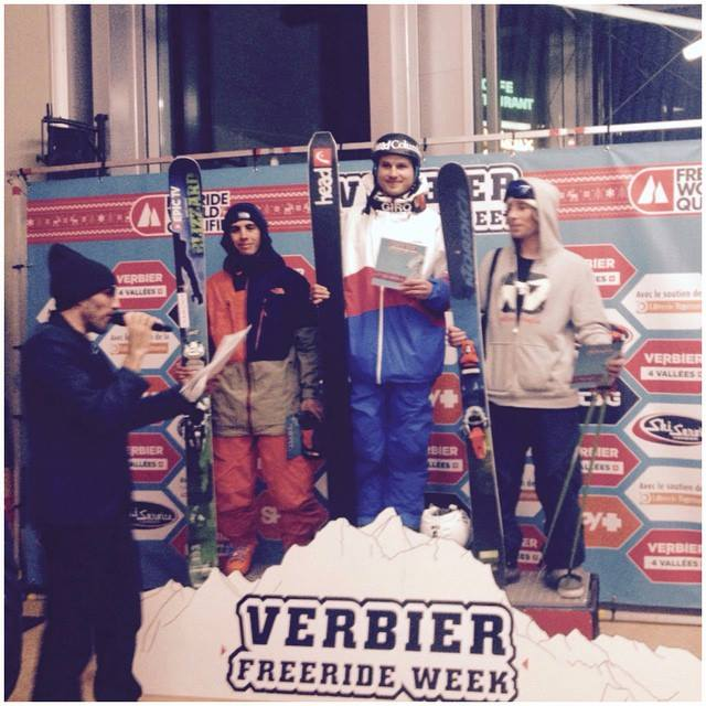 FWQ 3* – Verbier Freeride Week