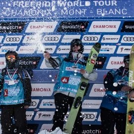 Winning Run in Andorra – Chamonix restage